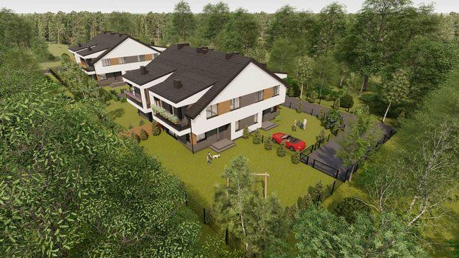 Dom Sprzedam,Apartamenty przy Lesie Łódź-Wiśniowa Góra