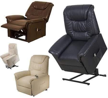 Nowe fotele z masażem grzanie