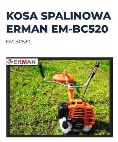 Kosa spalinowa Erman model EM-BC520