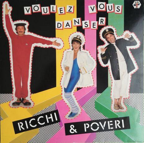 Виниловая пластинка Ricchi E Poveri - Voulez Vous Danser