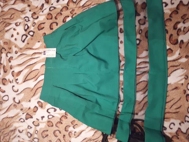 Юпка, спідниця зелена, розмір xl , 46-48