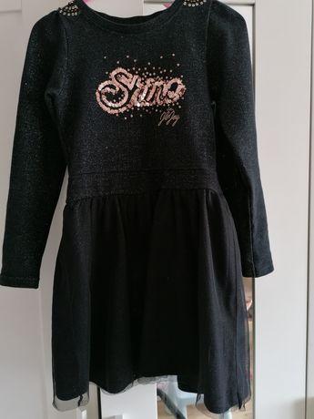 Sukienka J&JOY 110-116 Długi rękaw
