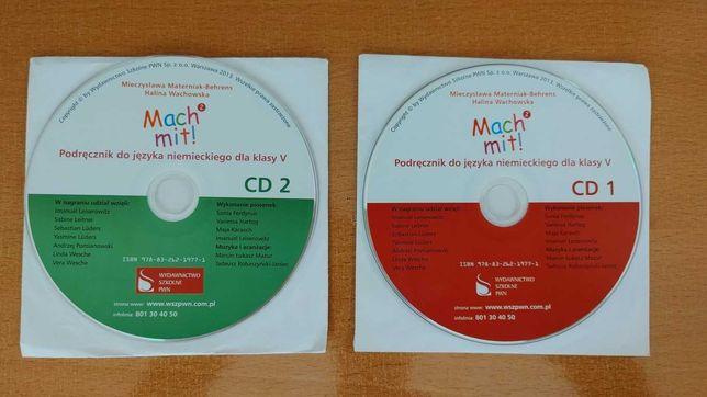 Mach mit! płyty CD klasa V