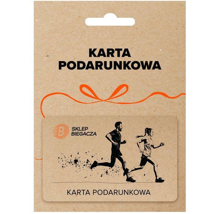 Karta podarunkowa do sklepu biegacza Wołomin - image 1