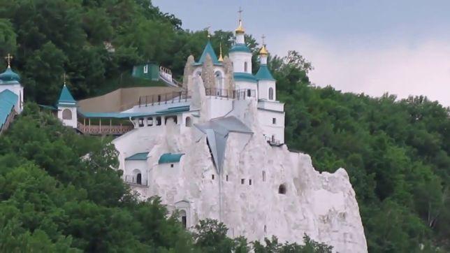 Экскурсия - Святогорская Лавра и меловые пещеры,экскурсия с Иваном