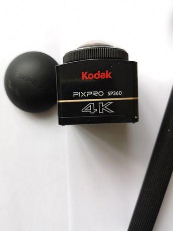 KAMERA Sportowa Lepsza Niż? GoPro PIXPRO SP360 4K Kodak Extrim