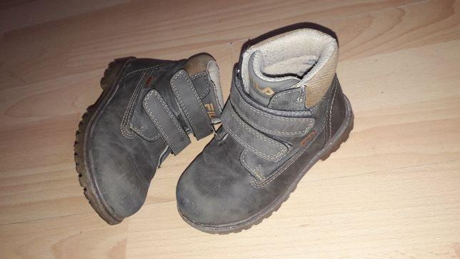 Взуття дитяче Fila, черевики, демі ботинки 25 розмір