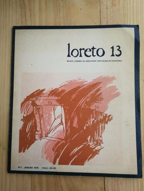 revista loreto 13, nº 1 janeiro 1978