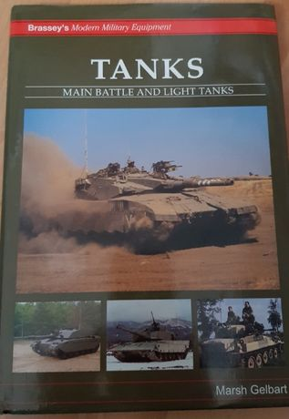 Brassey's: M.Gelbart Tanks (MBT and light tanks)