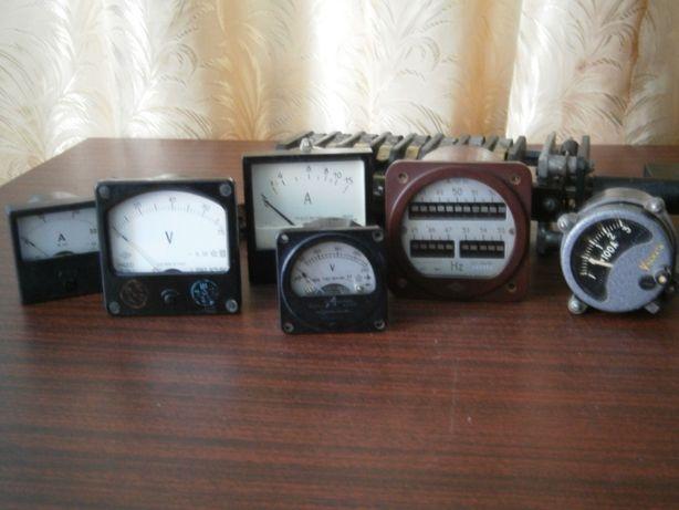 Продаю вольтметры и амперметры СССР.