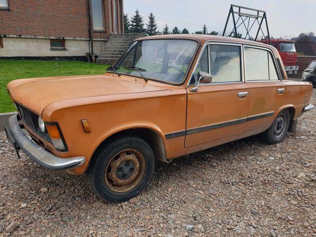 Fiat 125p 1984 r. + Drugi silnik i dużo części. Zarejestrowany