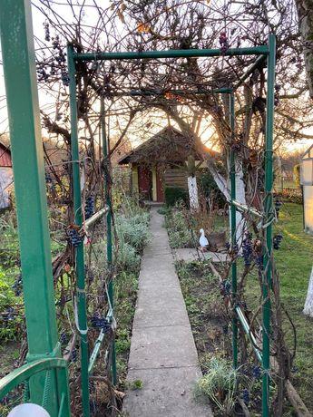 Ogródek działkowy, zadbany, altanka, prąd i woda