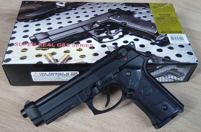 Страйкбольный пистолет BERETTA 92 VERTEC/M9 Blowback страйкбол. Новый!