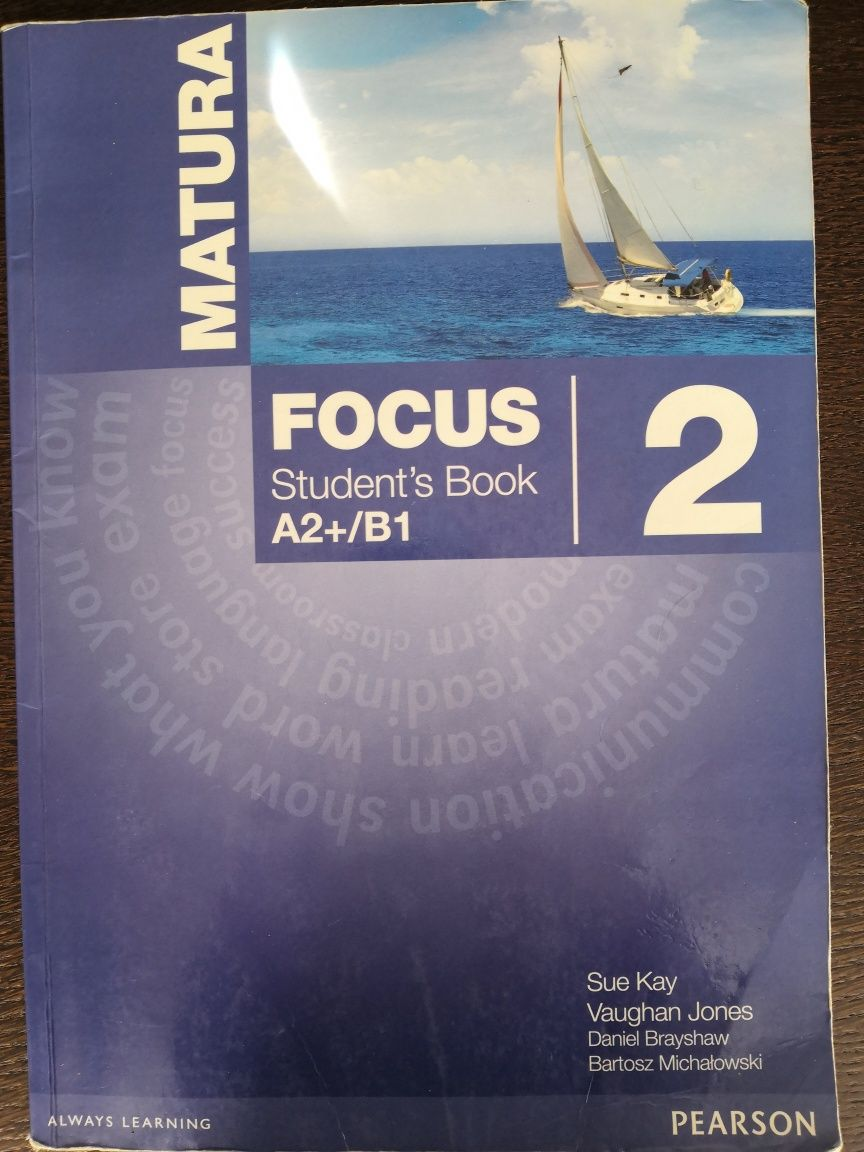 Angielski Focus 2 MATURA Student' s Book