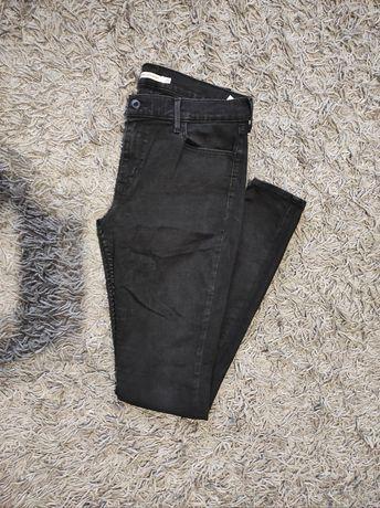 Spodnie skinny Levi's 710