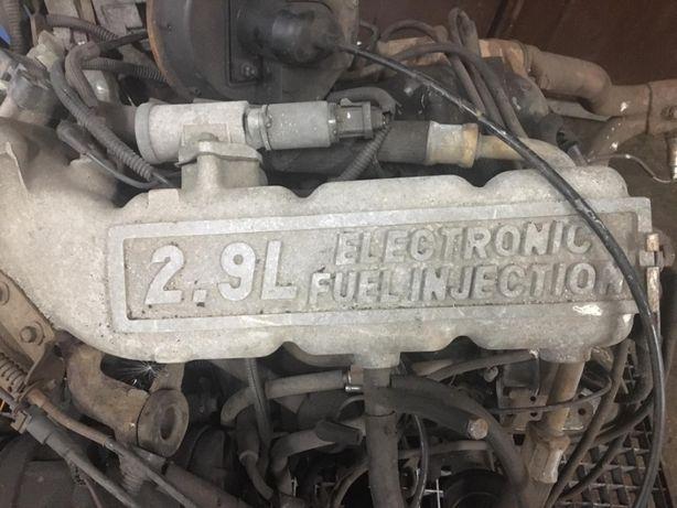 ford bronco II 2.9v6 silnik kpl czytaj opis