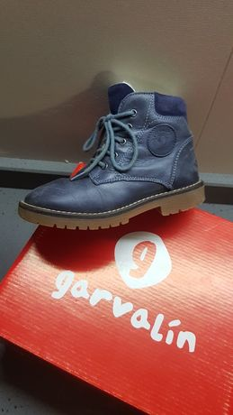 кожанные сапожки ботинки Geox ecco  Garvalin