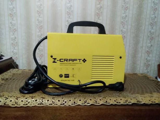 Продам сварочный аппарат Z CRAFT Z-350