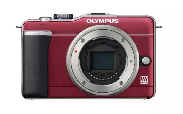 Aparat Fotograficzny Olympus E-PL1 + Obiektyw 14-42mm