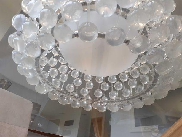 Lampa.wisząca bąble bubble desine salon  jadalnia