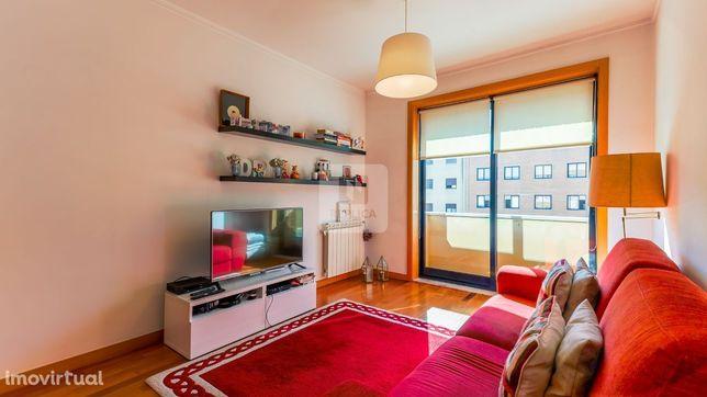 Apartamento T1+1 à Praia de Matosinhos