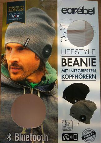 Спортивная шапка от Earebel со встроенной беспроводной стереогарнитуро