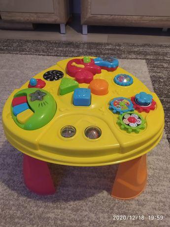 stolik muzyczny, zabawka interaktywna