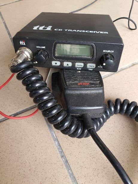 Cb Radio Tti Tcb-550
