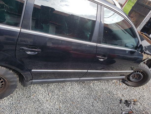 Volkswagen passat b5 fl kombi drzwi przód prawe chrom Europa l041