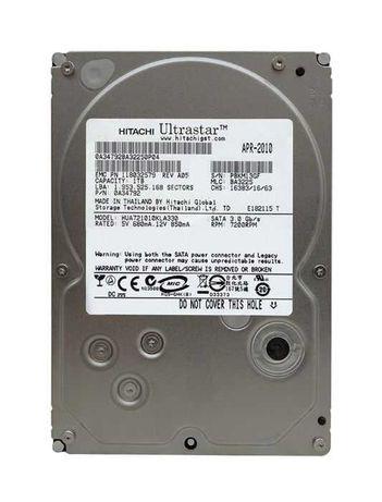 17 Discos HDD 1TB Hitachi Ultrastar - Gama Profissional