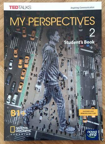 My Perspectives 2 Student's Book - podręcznik książka ucznia 2019