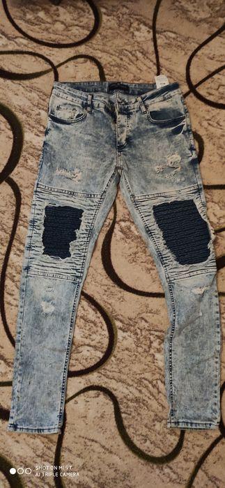 Мужские джинсовые штаны Скадовск - изображение 1