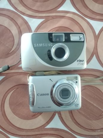 Фотоаппараты продам