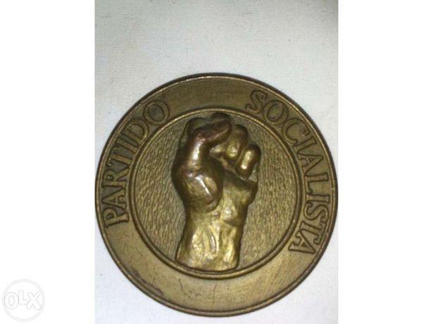 Medalha primeiras eleições assembleia da república - PS