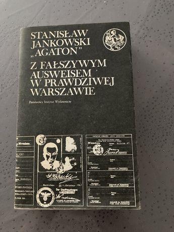 Z fałszywym Ausweisem w prawdziwej Warszawie