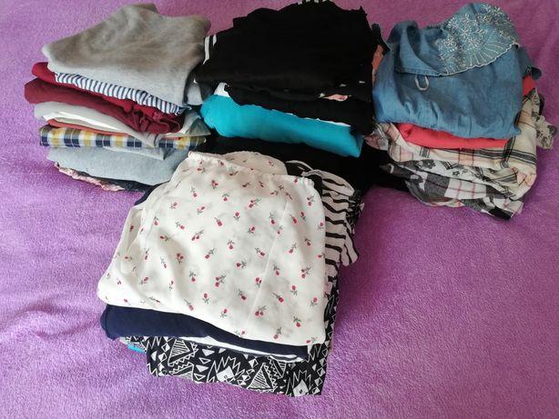 Paka ubrania i buty damskie tanio