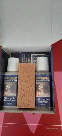 Środki konserwacji i czyszczenia skórzanych powierzchni LongLife