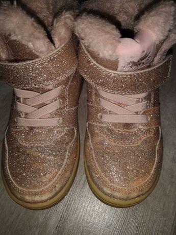Ботиночки для девочки H&M