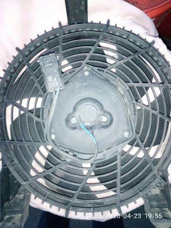 Вентилятор охлаждения радиатора кондиционера LC 200