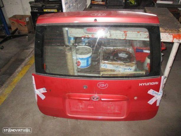Porta da mala MALA781 HYUNDAI / ATOS / 2000 / 5P / Vermelho /