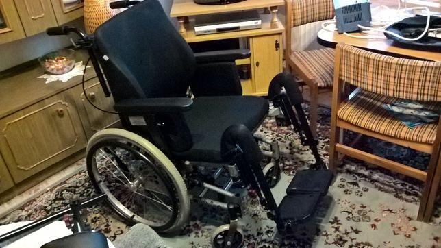 Wózek inwalidzki Alu Rehab Netti III