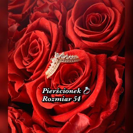Pierścionek wishbone dla księżniczki 54 Pandora