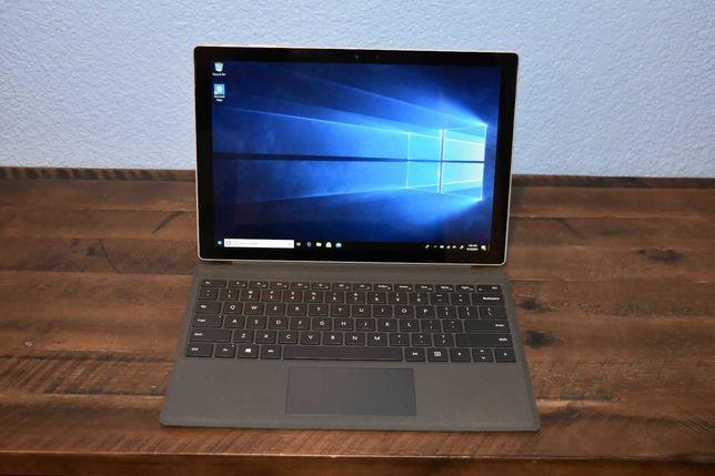 Surface pro 6  Core I5 8250u Disco 256Ssd Memoria 8GB