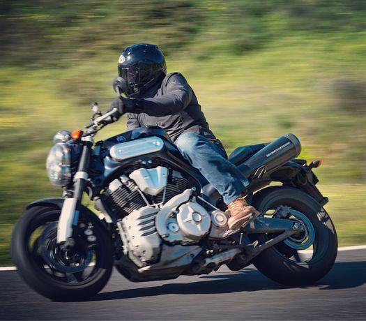 Yamaha Mt01 1700cc