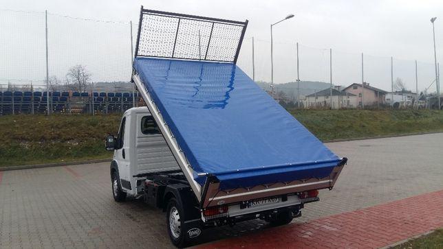 Transport /sprzedaż ziemi piasku kamienia do2,5t Zabierzów Humus ziema