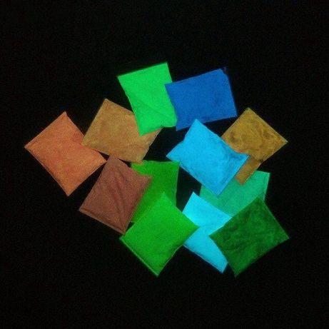 Фосфоресцент, люминофор, фосфор, люмінофор, світна фарба, пігмент