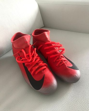 Chuteiras Campo Nike Mercurial Superfly 6 Academy CR7