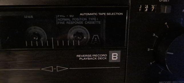 Leitor de cassetes CCF 301