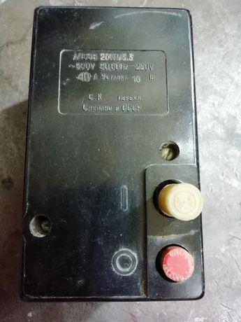 Автоматический выключатель 1-фазный