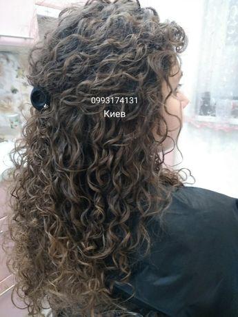 Биозавивка волос Mossa-Glam-Sinergy(Италия)-выезд на дом